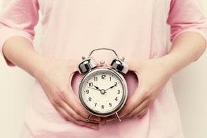 زمان تخمک گذاری بارداری سریع